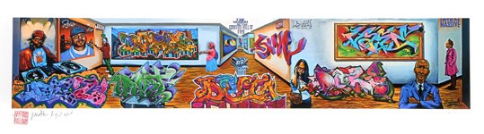 Ghetto Fab - Graffiti Hall of Fame
